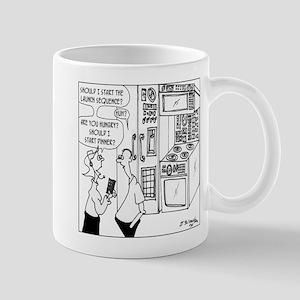 Kitchen Is Like NASA's Mission Control Mug