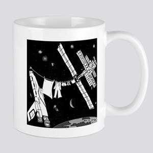 Laundry in Space Mug