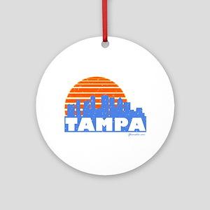 Tampa Pride Ornament (Round)