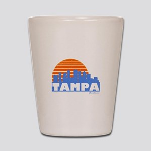 Tampa Pride Shot Glass