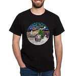 XmasMagic-GuineaPig2 Dark T-Shirt