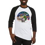 XmasMagic-GuineaPig2 Baseball Jersey