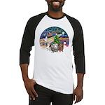 XmasMagic-3 GuineaPigs Baseball Jersey