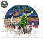 XmasMagic-2 Guinea Pigs Puzzle