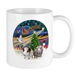 XmasMagic-2 Guinea Pigs Mug