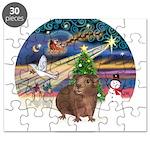 XmasMagic-GuineaPig 3 Puzzle