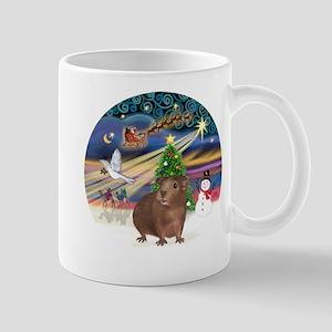 XmasMagic-GuineaPig 3 Mug