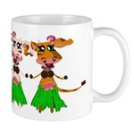 Sola and Luna - Hula Cows! Mug