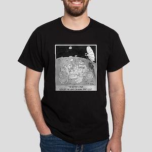 Lunar Rover 's Battery Is Dead Dark T-Shirt