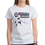 Babebraham Lincoln Women's T-Shirt