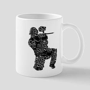 Paintball Apparel, Vintage Mug