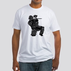 Paintball Apparel, Vintage Fitted T-Shirt