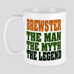 BREWSTER - The Legend Mug