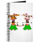 Luna and Sola - Hula Moo! Journal