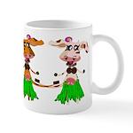 Luna and Sola - Hula Moo! Mug
