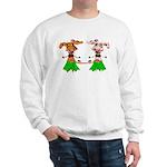 Luna and Sola - Hula Moo! Sweatshirt