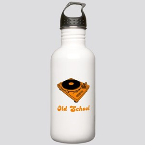 Old School Turntable Stainless Water Bottle 1.0L