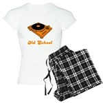 Old School Turntable Women's Light Pajamas