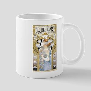 Liasis Art Nouveau Mug