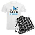 The Bird is the Word Men's Light Pajamas
