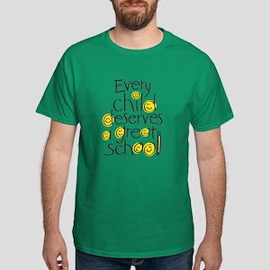 Every Child Deserves Dark T-Shirt