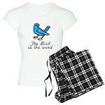 Bird is the Word Women's Light Pajamas