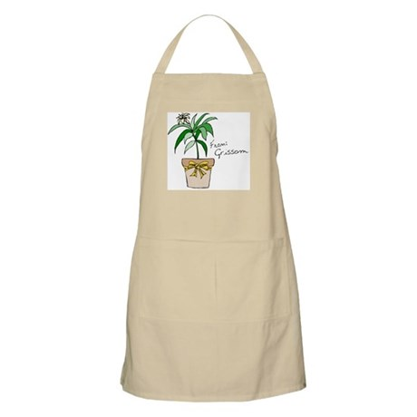 FROM GRISSOM BBQ Apron
