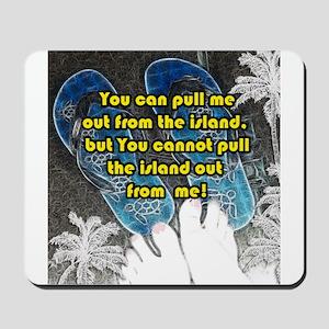The Island Mousepad