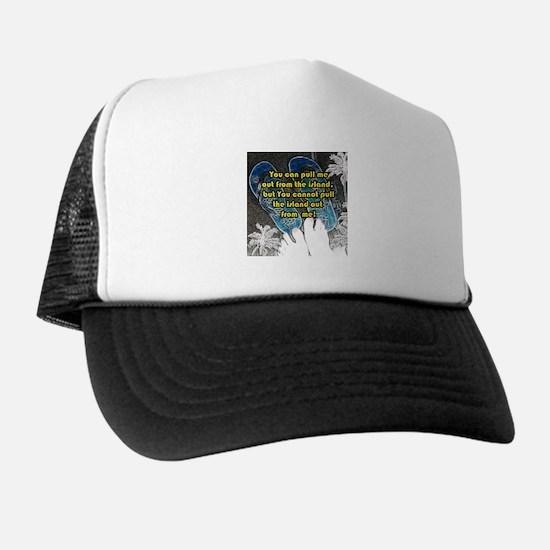 The Island Trucker Hat