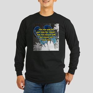 The Island Long Sleeve Dark T-Shirt