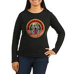 Monster fantasy 4 Women's Long Sleeve Dark T-Shirt