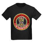 Monster fantasy 5 Kids Dark T-Shirt