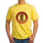 Monster fantasy 5 Yellow T-Shirt