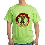 Monster fantasy 5 Green T-Shirt