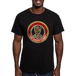 Monster fantasy 5 Men's Fitted T-Shirt (dark)