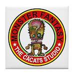 Monster fantasy 5 Tile Coaster