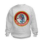 Monster fantasy 6 Kids Sweatshirt