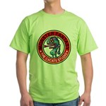 Monster fantasy 6 Green T-Shirt