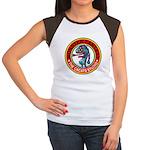 Monster fantasy 6 Women's Cap Sleeve T-Shirt