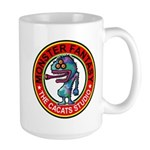 Monster fantasy 6 Large Mug