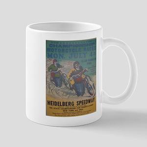 Vintage Race Mug