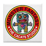 Monster fantasy 1 Tile Coaster