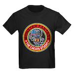 Monster fantasy 3 Kids Dark T-Shirt