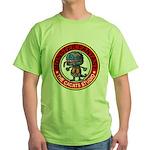 Monster fantasy 3 Green T-Shirt