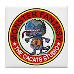 Monster fantasy 3 Tile Coaster