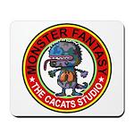 Monster fantasy 3 Mousepad
