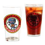 Monster fantasy 3 Drinking Glass