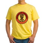Monster fantasy 5 Yellow T-Shirt