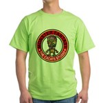 Monster fantasy 5 Green T-Shirt