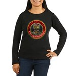 Monster fantasy 5 Women's Long Sleeve Dark T-Shirt